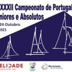 XXXII Campeonato de Portugal Juniores e Absolutos | 22 a 24 de outubro | Clube Naval Portimão