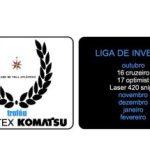 LIGA DE INVERNO – TROFÉU CIMERTEX-KOMATSU | 16 DE OUTUBRO | Clube de Vela Atlântico | Classe: Cruzeiro